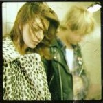 blood red shoes - polaroid de steve gullick