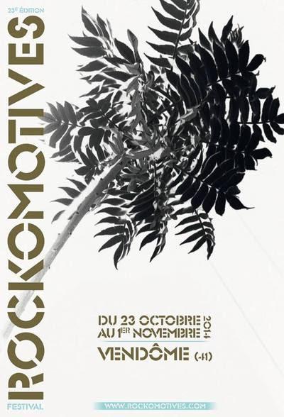 Les Rockomotives 2014 | du 23 octobre au 1er novembre @ Vendôme | Centre | France