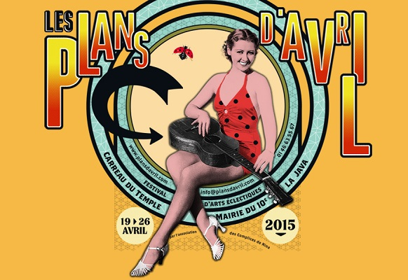 Festival Les Plans d'Avril |du 19 au 26 avril @  la Java, la Mairie du 10e arr. et le Carreau du Temple | Paris | Île-de-France | France