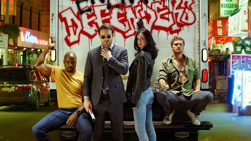 The Defenders : première bande-annonce