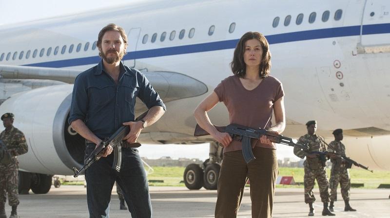Otages à Entebbe de José Padilha