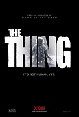 affiche The Thing 2011