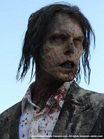 zombie man The Walking Dead