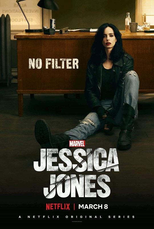 Jessica Jones saison 2 poster
